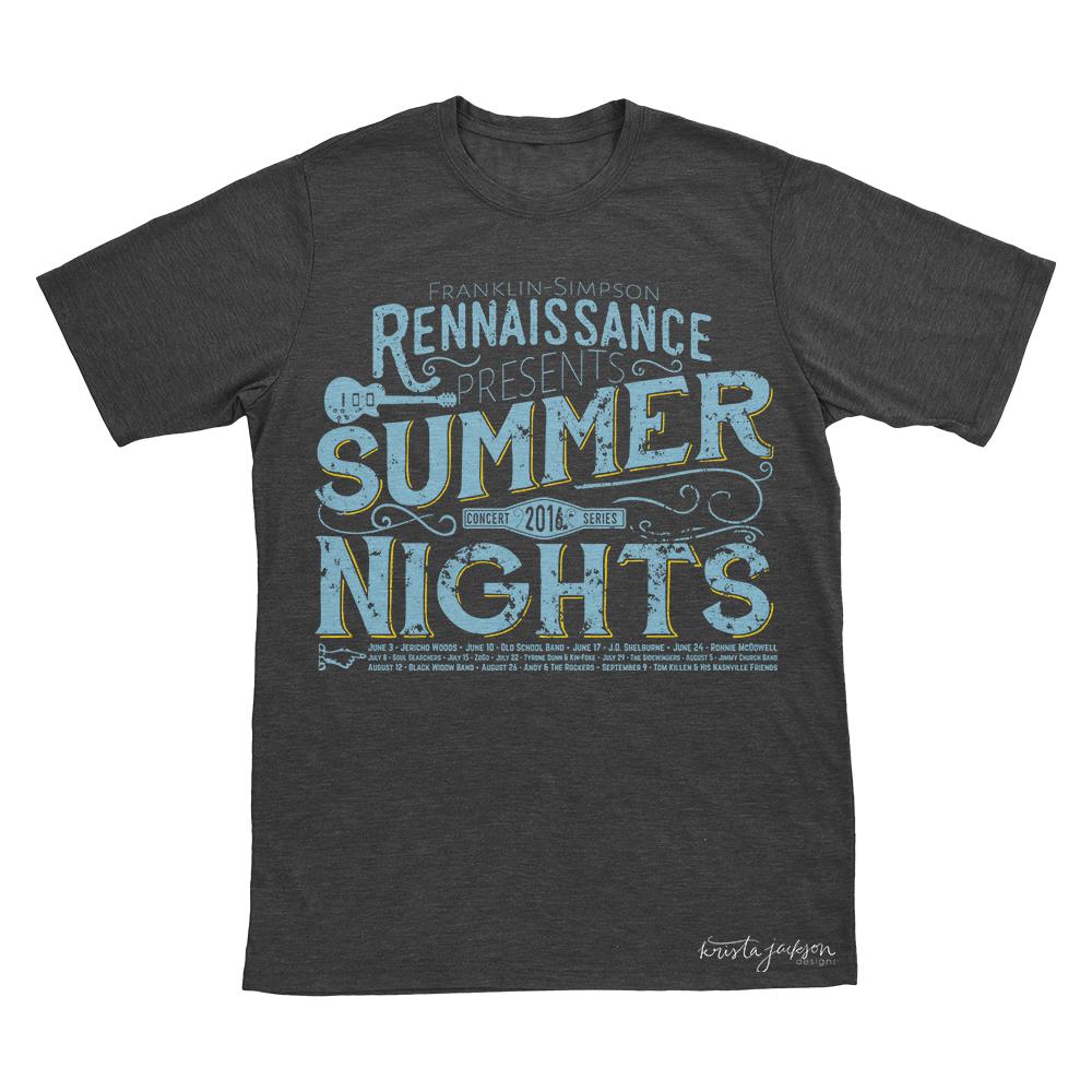 Summer Nights 2016